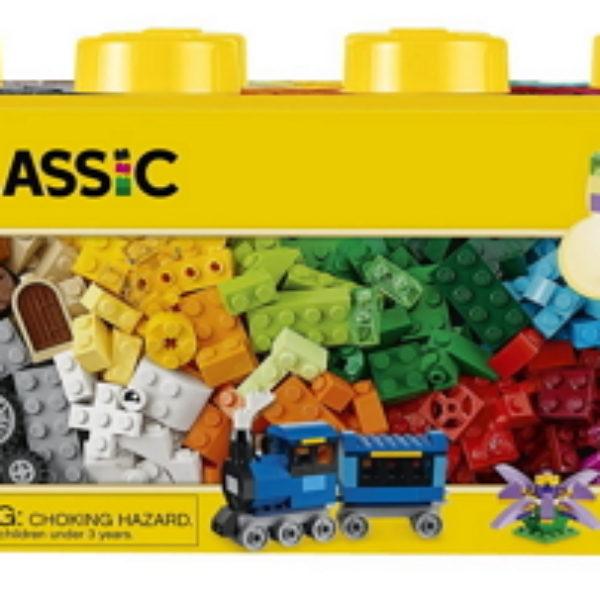 LEGO Classic Medium Creative Brick Box Only $29.99 + Prime