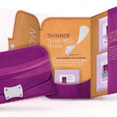 Poise Liner & Pad Sample Kit