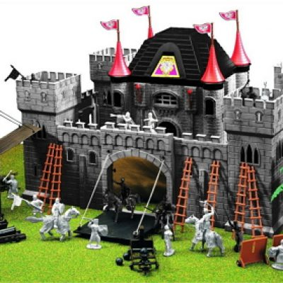Toy Major Deluxe Castle Playset Only $11.34 (Reg $49.99)