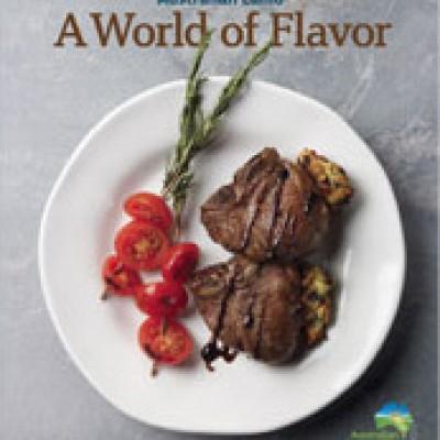 Free Australian Lamb Recipe Book