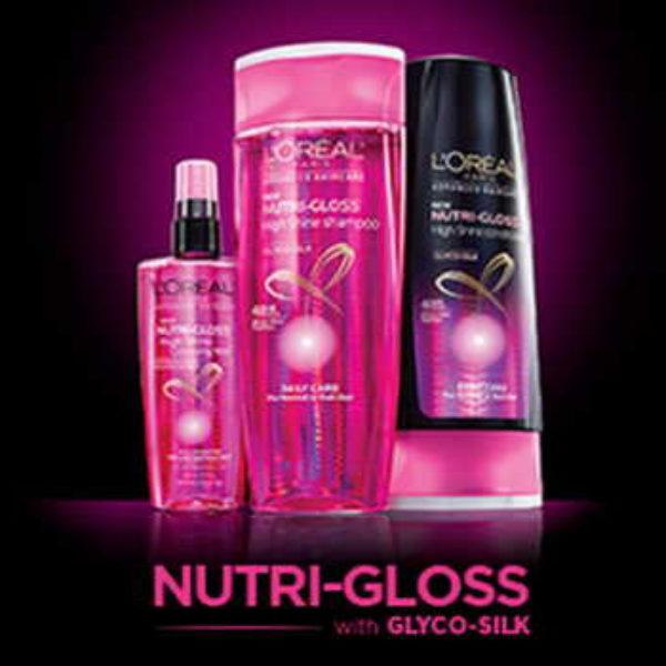 Free L'Oreal Nutri-Gloss Samples