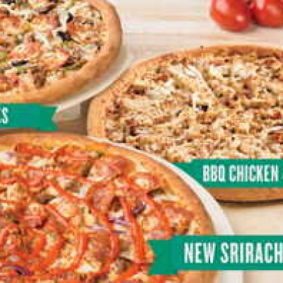 Papa John's: Buy One Get One For $0.18