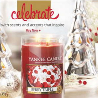 Yankee Candle: B2G2 Candles Free - Ends Nov. 18