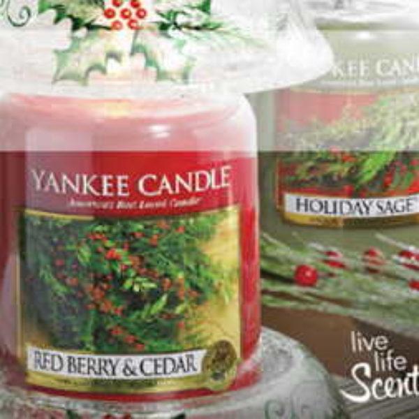 Yankee Candle: B2G2 Free - Ends Nov. 29