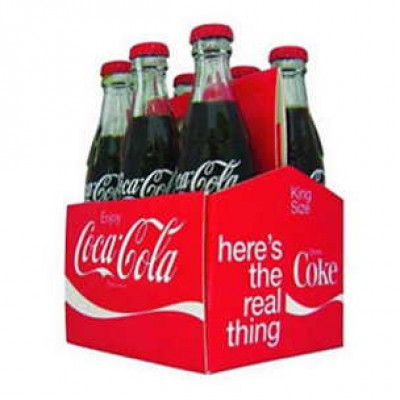 Coca-Cola Glass or Mini Can Coupon
