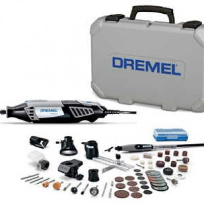 Dremel 4000 with 50 Accessories Only $95.00 (Reg $269.58) + Prime
