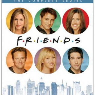 Friends: The Complete Series DVD's Only $49.99 + Prime