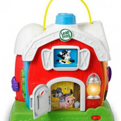 LeapFrog Sing and Play Farm Only $13.60 (Reg $19.99) + Prime