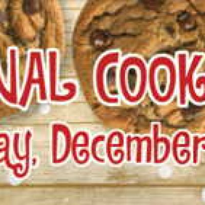 Great American Cookies: Free Cookie Dec. 4th