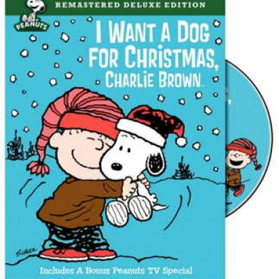Peanuts: I Want a Dog for Christmas DVD Only $5.00 (Reg $19.97) + Prime