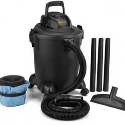 Shop-Vac 5 gal 2.0 HP Wet/Dry Vacuum Just $19.97 (Reg $39.97)