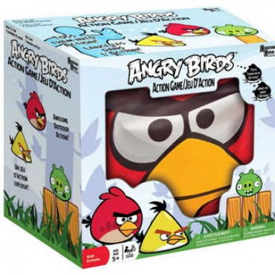 Angry Birds Indoor / Outdoor 3D Action Game Only $6.90 (Reg $29.99) As Prime Add-On