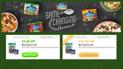 Blue diamond coupons canada