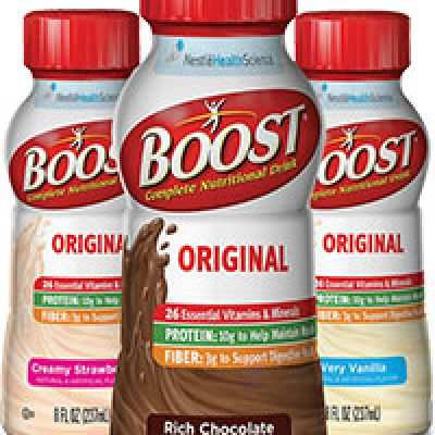 Boost Coupon