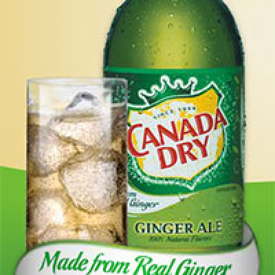Canada Dry 2-Liter Coupons