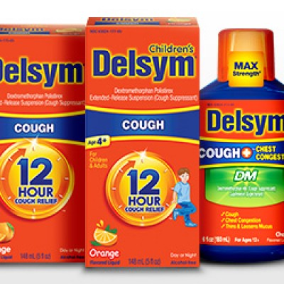 High-Value Delsym Coupon = Free