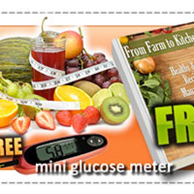 Free Diabetes Recipe Guide & Samples