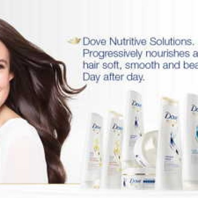 Free Dove Samples: Intensive Repair Shampoo & Conditioner