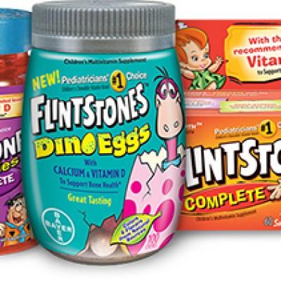 Flintstones Multivitamin Coupon