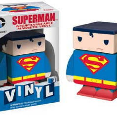 Funko Superman Vinyl Figure Only $5.68 (Reg $10.99)