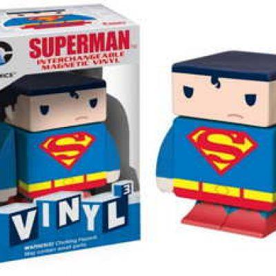 Funko Superman Vinyl Figure Only $5.68 (Reg $10.99)