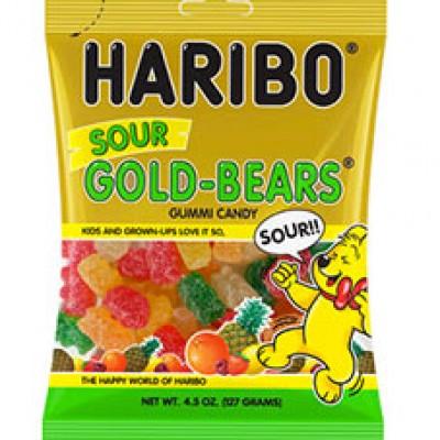 Haribo Sour Gold-Bears Coupon