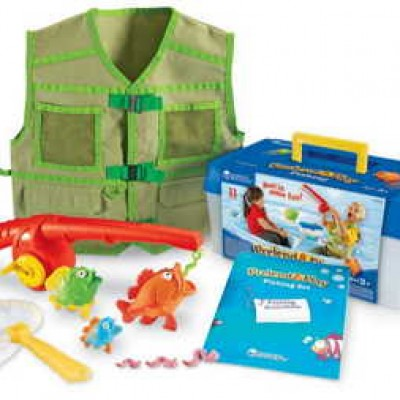 Amazon: Learning Resources Pretend & Play Fishing Set Just $15.38 + Prime