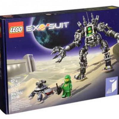 Lego Ideas Exo Suit Only $24.99 (Reg $34.99) + Prime