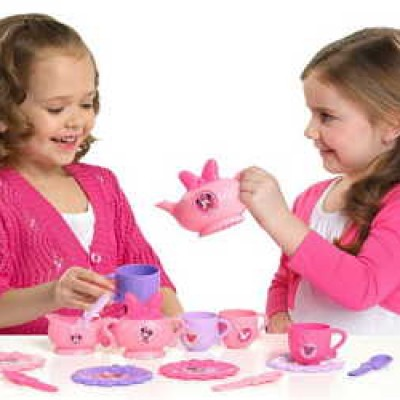 Minnie Mouse Tea Dinnerware Set with Dress Just $12.96 + Prime