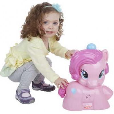 Playskool Friends My Little Pony Pinkie Pie Party Popper Just $11.11 (Reg $32.99)+ Prime