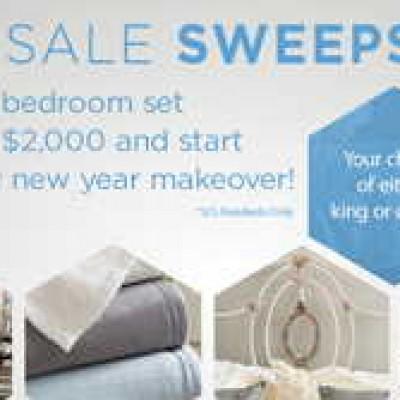 Win a Bedroom Set (Valued at $2k)