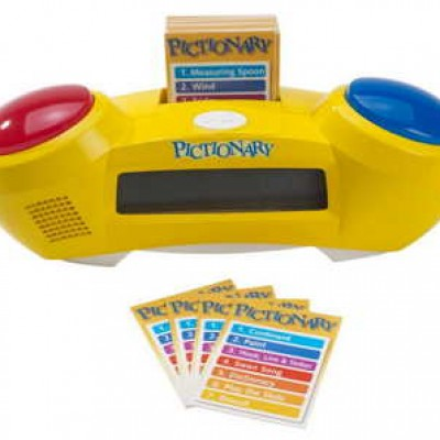 Pictionary Showdown Game Just $9.98 (Reg $34.99) + Prime