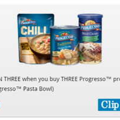 Progresso Product Coupon
