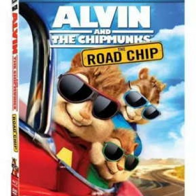 Alvin And The Chipmunks: The Road Chip (Blu-ray + DVD + Digital HD) PREORDER - Only $9.96