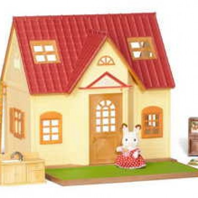 Calico Critter Cozy Cottage Starter Home Only $29.99 (Reg $39.99) + Prime