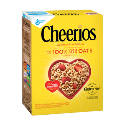 Big G Cereal Coupon: $1.00 Off