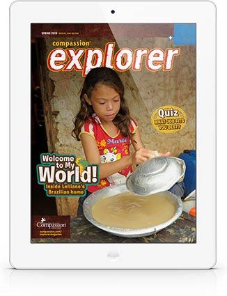 Free Christian Magazine Digital Subscription For Children