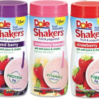 Dole Shakers Coupons