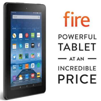 """Fire Tablet Sale: 7"""" Fire Tablet 8GB Only $49.99 + Prime"""