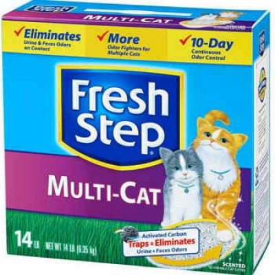 Fresh Step Cat Litter Coupon