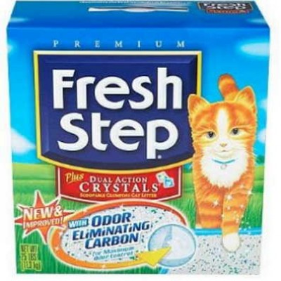 Fresh Step Litter Coupons