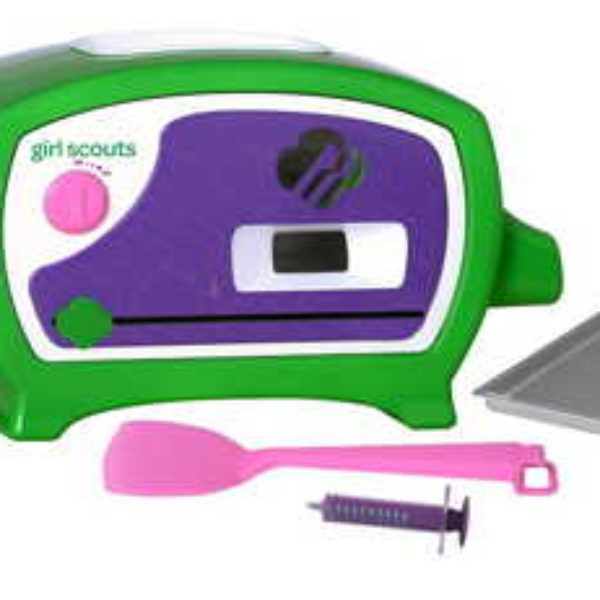 Girl Scouts Cookie Oven Ony 29 99 Reg 59 99 Oh Yes