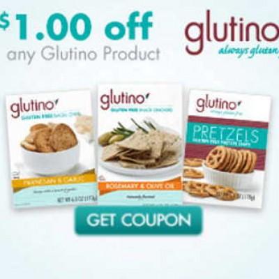 Glutino Coupon