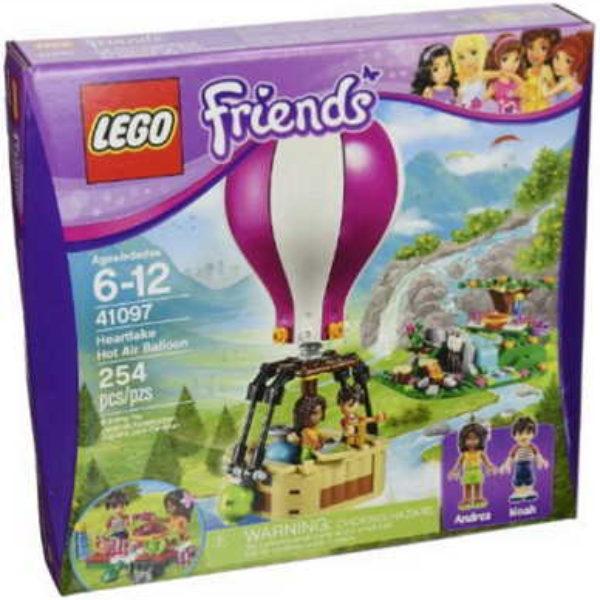 LEGO Friends 41097 Heartlake Hot Air Balloon Only $19.99 (Reg $29.99)