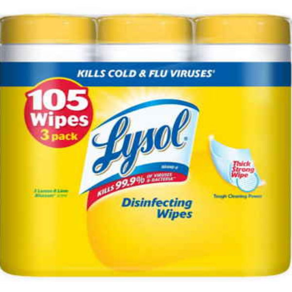Lysol Wipes Coupon