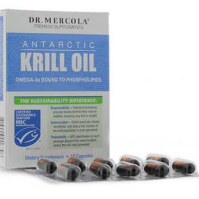 Free Krill Oil Samples