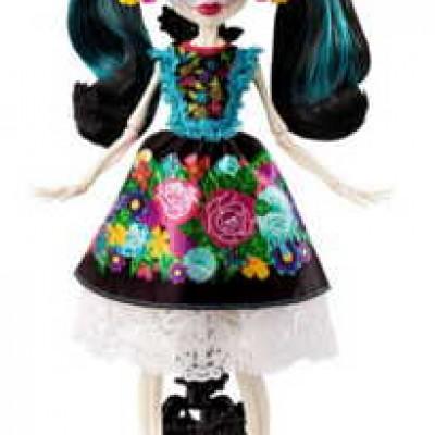 Monster High Skelita Calaveras Collector Doll - Amazon Exclusive Just $29.99 - Pre-Order!
