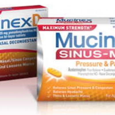 Mucinex Coupons