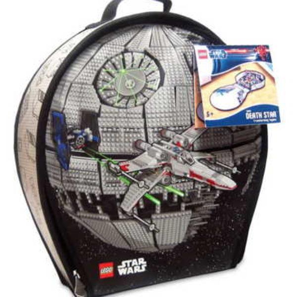 Neat-Oh! LEGO Star Wars Death Star ZipBin Just $9.99 (Reg $24.99)