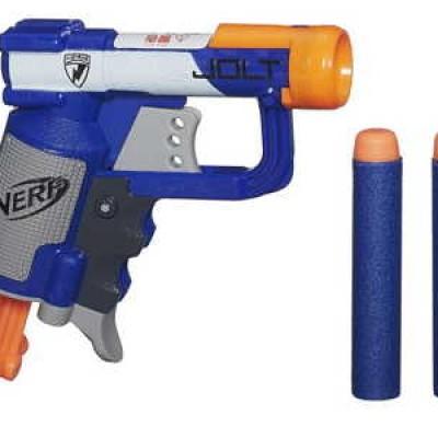 Nerf Deal: N-Strike Jolt Blaster Amazon Prime Add-On Only $3.99